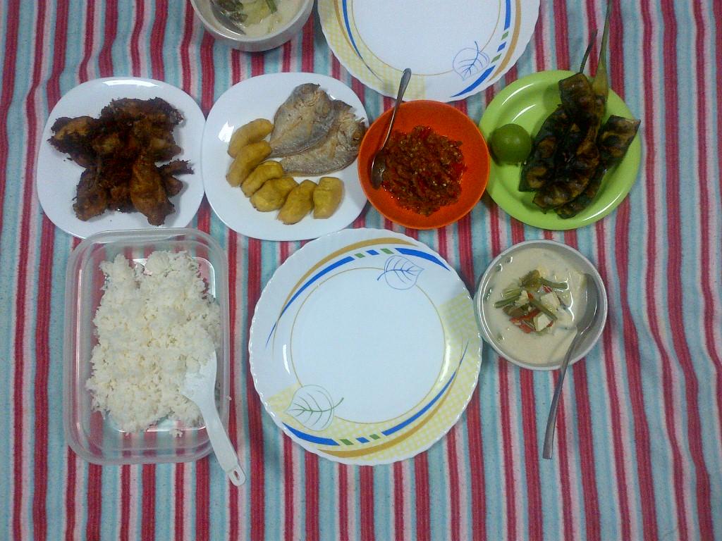 makanan tradisional Qatar